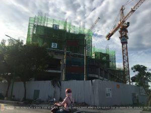 Tiến độ xây dựng dự án căn hộ chung cư Eco Green Sài Gòn Quận 7 Tháng 1/2019