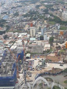 Tiến độ xây dựng Sunshine City Sài Gòn cập nhật 03/2019