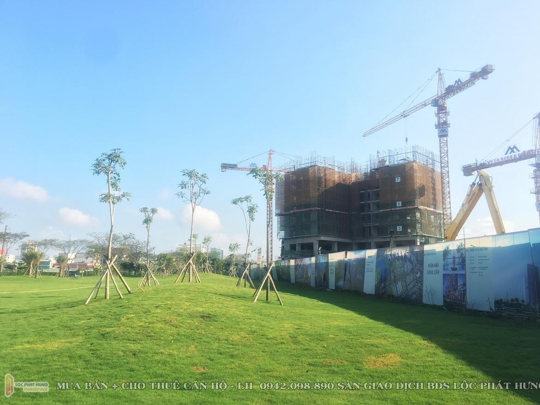 Tiến độ dự án că hộ chung cư eco green sài gòn