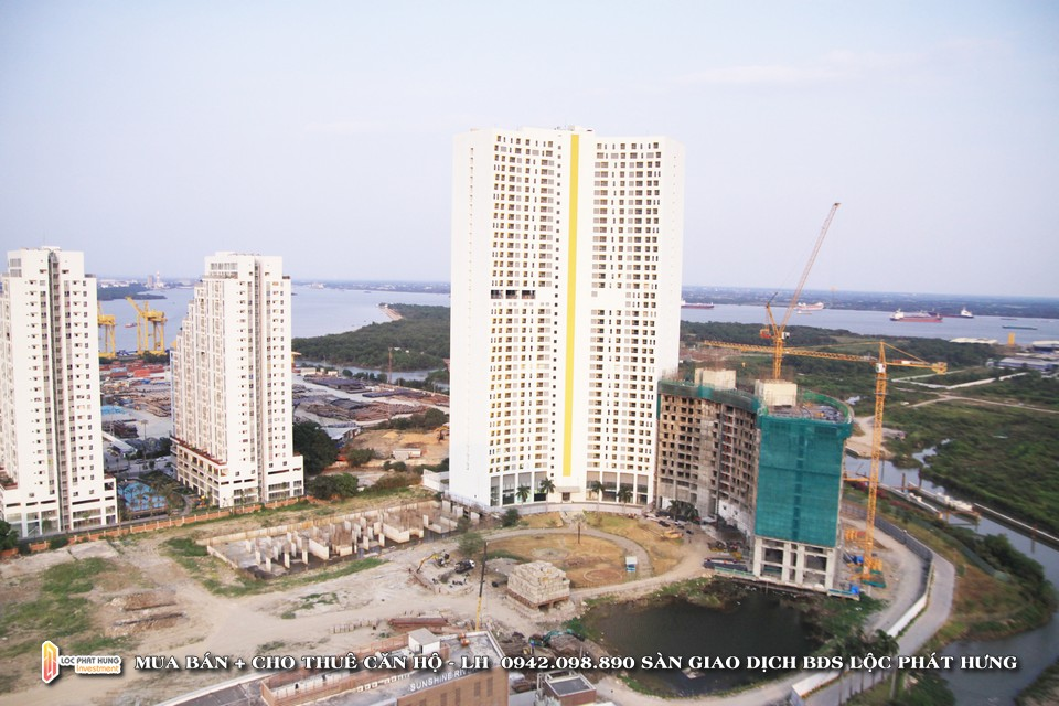 Tiến độ dự án căn hộ chung cư Sunshine Diamond River Quận 7 đường Đào Trí chủ đầu tư Sunshine Group tháng 03/2019 - Nhận mua bán ký gửi cho thuê liên hệ 0942.098.890 - 0973.098.890