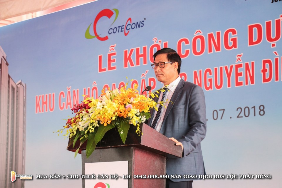 Tiến độ dự án căn hộ chung cư The Marq Quận 1 Đường Phú Thuận chủ đầu tư HongKong Land & Hoa Lâm