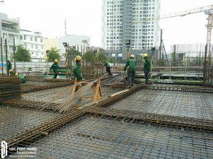 Tiến độ xây dựng dự án căn hộ River Panorama tháng 09/2018 – Nhận mua bán + Cho Thuê