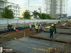 Tiến độ xây dựng dự án căn hộ River Panorama tháng 10/2018 – Nhận mua bán + Cho Thuê