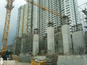 Tiến độ xây dựng dự án căn hộ River Panorama tháng 11/2018 – Nhận mua bán + Cho Thuê