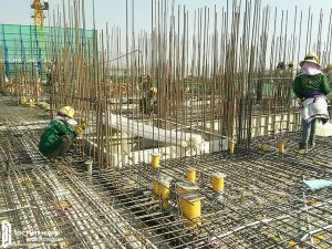 Tiến độ xây dựng dự án căn hộ River Panorama tháng 02/2019