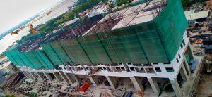 Tiến độ xây dựng dự án căn hộ River Panorama tháng 03/2019