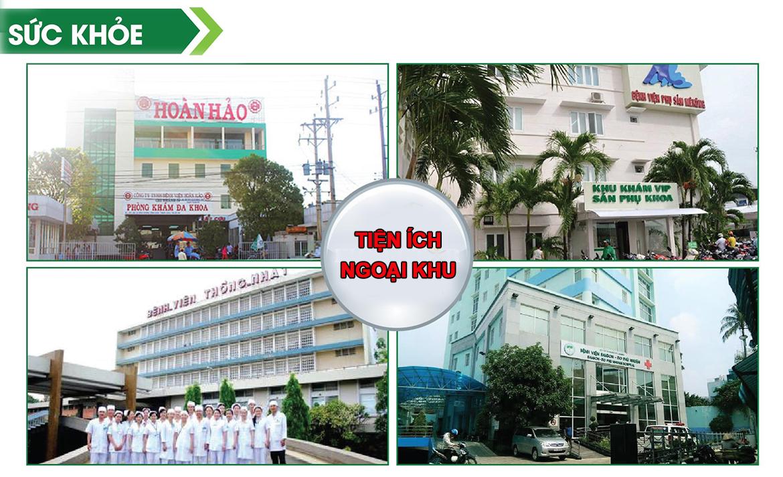 Tiện ích dự án căn hộ chung cư Fico Star Quận Tân Bình Đường Phan Huy Ích chủ đầu tư Fico