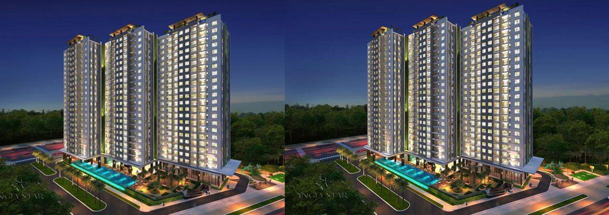 Dự án căn hộ Angia Star Quận Bình Tân