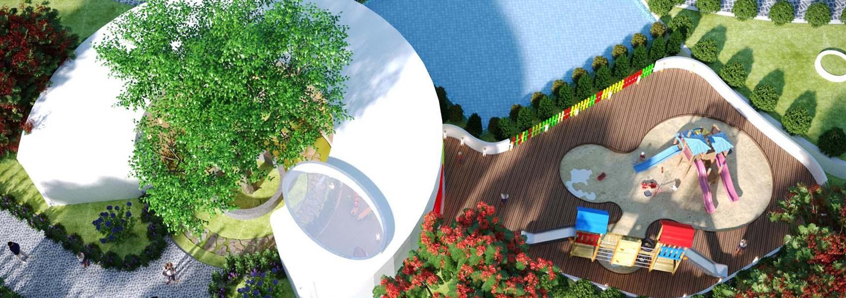 vị trí địa chỉ dự án condotel biệt thự the pearl cam ranh
