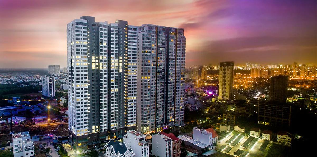 Căn hộ An Gia Skyline là sự hợp tác giữa quỹ Creed Group & An Gia Investment