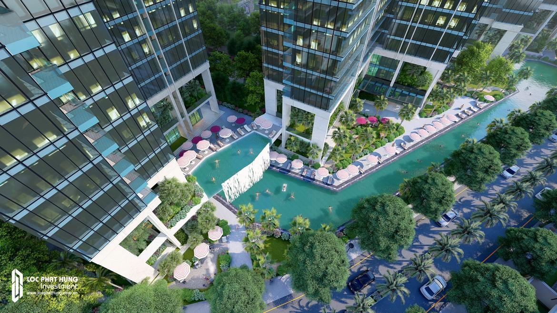 Dự án căn hộ sunshine City Sai Gòn