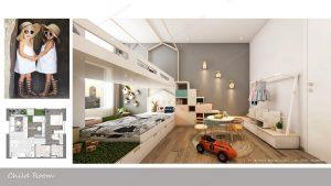 Nhà mẫu dự án căn hô D Homme Hồng Bàng Quận 6