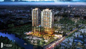 8 lý do tạo nên sức hút của dự án South Gate Tower