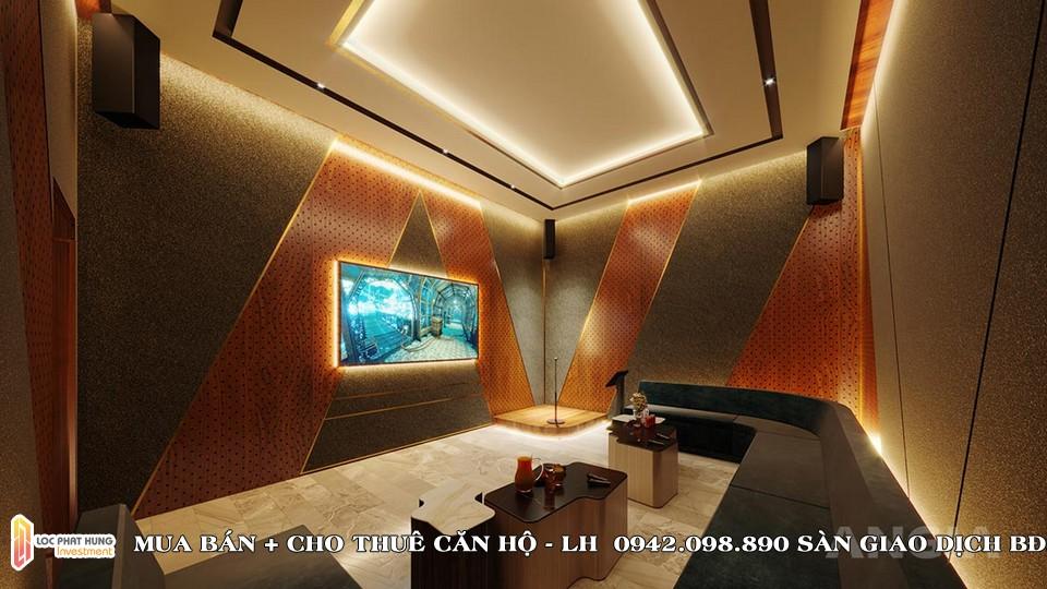 Tiện ích căn hộ chung cư Signial quận 7 đường Hoàng Quốc Việt
