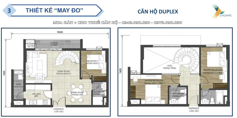Thiết kế chi tiết căn hộ  Duplex dự án D-Homme Quận 6 đường Hồng BàngThiết kế chi tiết căn hộ  Duplex dự án D-Homme Quận 6 đường Hồng Bàng