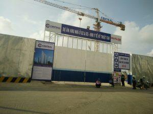 Tiến độ xây dựng dự án căn hộ Aio City tháng 08/04/2019