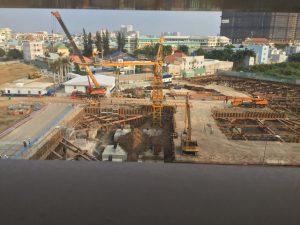Tiến độ xây dựng dự án căn hộ Aio City tháng 04/2019