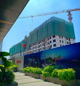 Tiến độ xây dựng dự án căn hộ River Panorama tháng 04/2019