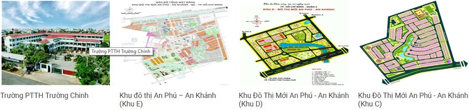 Chủ đầu tư dự án căn hộ chung cư Laimian City Quận 2 Đường Lương Đình Của chủ đầu tư HDTC