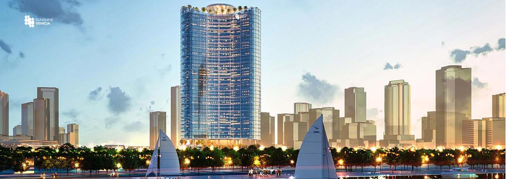 Mua bán cho thuê dự án căn hộ chung cư Sunshine Venicia Quận 2 Đường Thủ Thiêm chủ đầu tư Sunshine Group