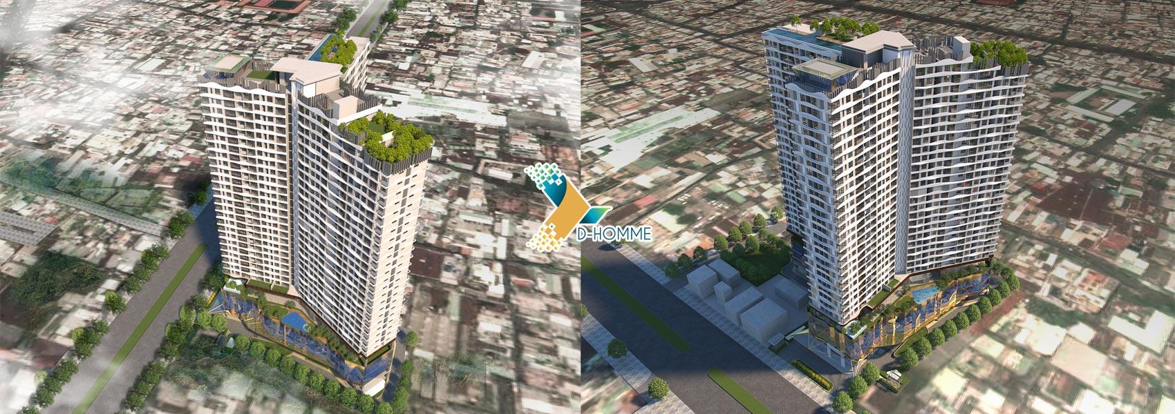 Mua bán ch ohtuê căn hộ D Homme Quận 6 đường Hồng Bàng