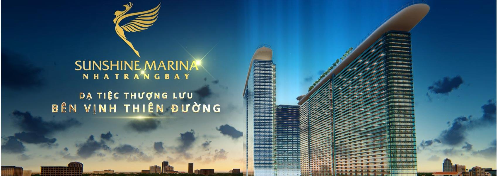 Mua bán cho thuê dự án căn hộ condotel Sunshine Marina Đường Trần Phú chủ đầu tư Sunshine Group