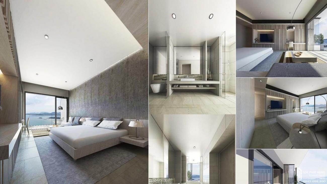 Nhà mẫu dự án Condotel chung cư AB Central Square Đường Trần Phú chủ đầu tư A&B Development Corp.