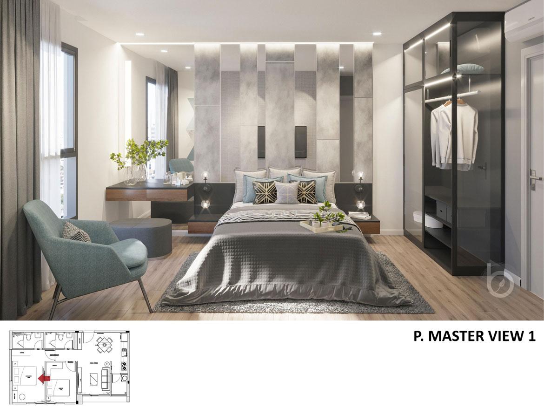 Nhà mẫu dự án căn hộ chung cư La Premier Quận 2 Phường Thạnh Mỹ Lợi chủ đầu tư Phú Cường Group và Lotte Việt Nam