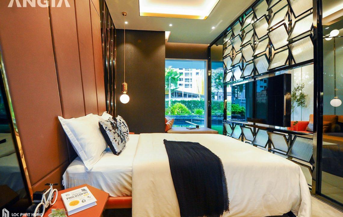 Nhà mẫu căn hộ Smartel Signial Quận 7 Loại Suitel diện tích 39m2