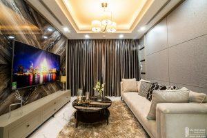 Nhà mẫu dự án căn hộ Sunshine Venicia Thủ Thiêm Quận 2