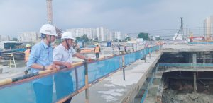 Tiến độ xây dựng căn hộ + Officetel dự án Laimian City 05/2019 – Nhận ký gửi mua bán + Cho thuê