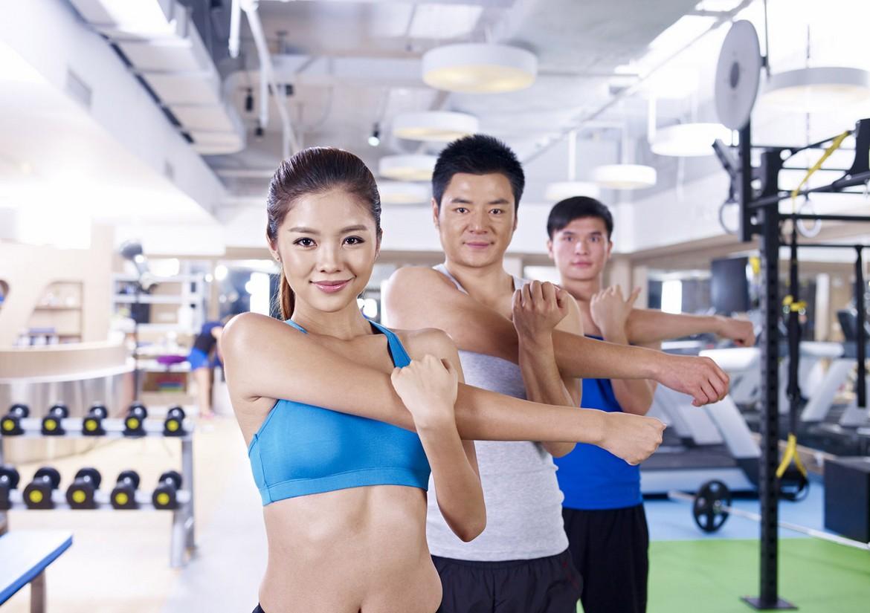 Tiện ích nội khu dự án căn hộ Sunshine Venicia Quận 2 - Phòng Gym và Yoga luôn sẵn sàn phục vụ cư dân đểm đảm bảo sức khỏe