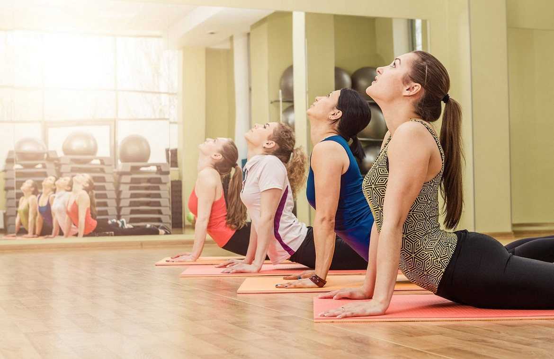 Tiện ích nội khu dự án căn hộ Sunshine Heritage Quận 1 - Phòng Gym và Yoga luôn sẵn sàn phục vụ cư dân đểm đảm bảo sức khỏe