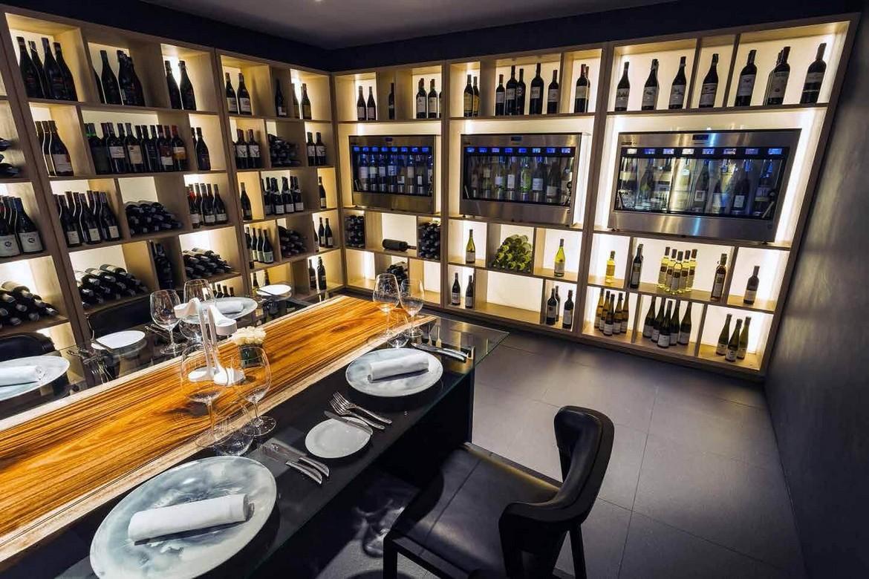 Tiện ích nội khu dự án căn hộ Sunshine Venicia Quận 2 - Phòng rượu và club dành riêng cho cư dân.