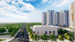 Bảng giá căn hộ Charm City Bình Dương cập nhật mới nhất
