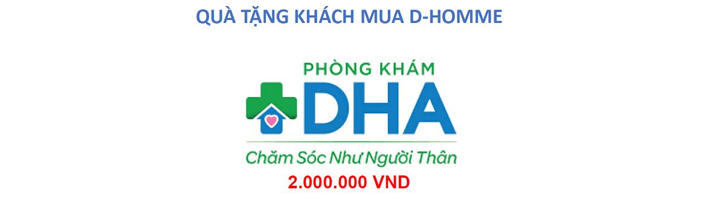 Chương trình bán hàng mua căn hộ D Homme tháng 06/2019