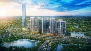 Thông tin chi tiết block M2 căn hộ Eco Green Sài Gòn Quận 7