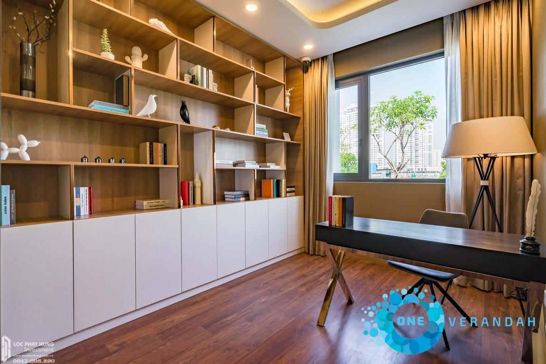 Nội thất dự án căn hộ chung cư One Verandah Quận 2 Đường Bát Nàn chủ đầu tư Mapletree