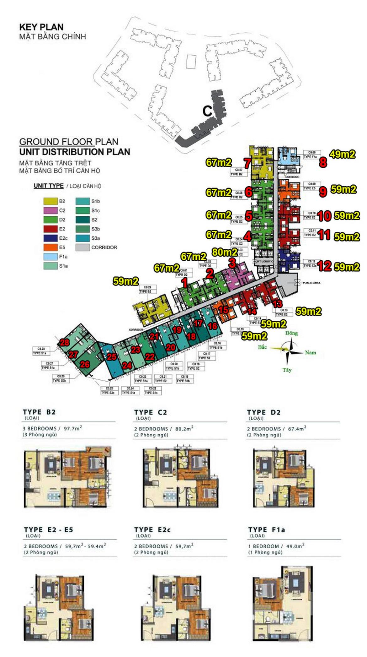 Mua bán cho thuê dự án căn hộ Celadon city đường Tân Kỳ Tân Quý Quận Tân Phú