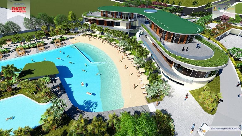 Tiện ích dự án nhà phố, biệt thự, shophouse, villa, condotel dự án Kn Paradise Cam Ranh Khánh Hòa.
