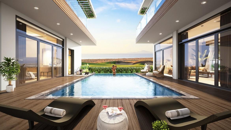 Nhà mẫu dự án nhà phố, biệt thự, shophouse, villa, condotel dự án KN Paradise Cam Ranh Khánh Hòa.