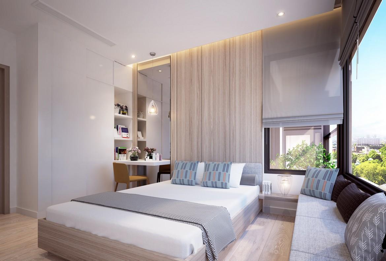 Nhà mẫu dự án căn hộ chung cư Charm City Dĩ An Bình Dương