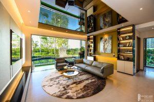 Nhà mẫu dự án căn hộ Laimian City Quận 2
