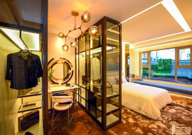 Thiết kế phòng ngủ nhà mẫu dự án căn hộ chung cư Laimian City Quận 2 Đường Lương Đình Của chủ đầu tư HDTC - Hỗ trợ xem nhà mẫu 0942.098.890