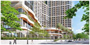 Mặt bằng chi tiết dự án Condotel Crystal Marina Bay Nha Trang