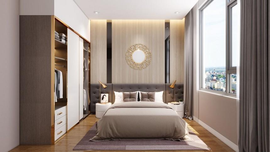 Nhà mẫu Block M2 dự án căn hộ Eco Green Sài Gòn Quận 7