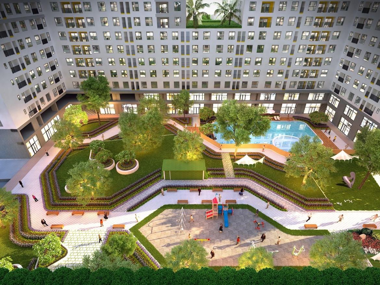 Tiện ích nội khu căn hộ Bcons Garden. LH xem thực tế dự án: 0938.322.111