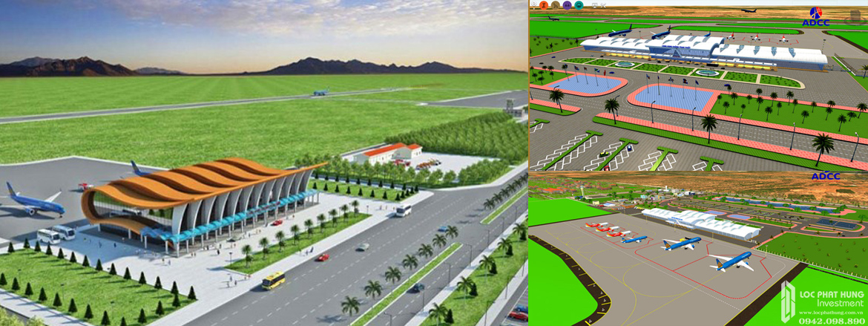 Sân bay Phan Thiết kết nối Phan Thiết với Quốc tế và các tỉnh thành tại Việt Nam