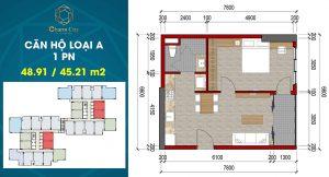 Thiết kế dự án căn hộ chung cư Charm City Bình Dương