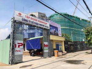 Tiến độ xây dựng dự án căn hộ Charm City Bình Dương tháng 6/2019